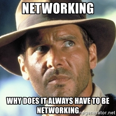seahorse approach to networking