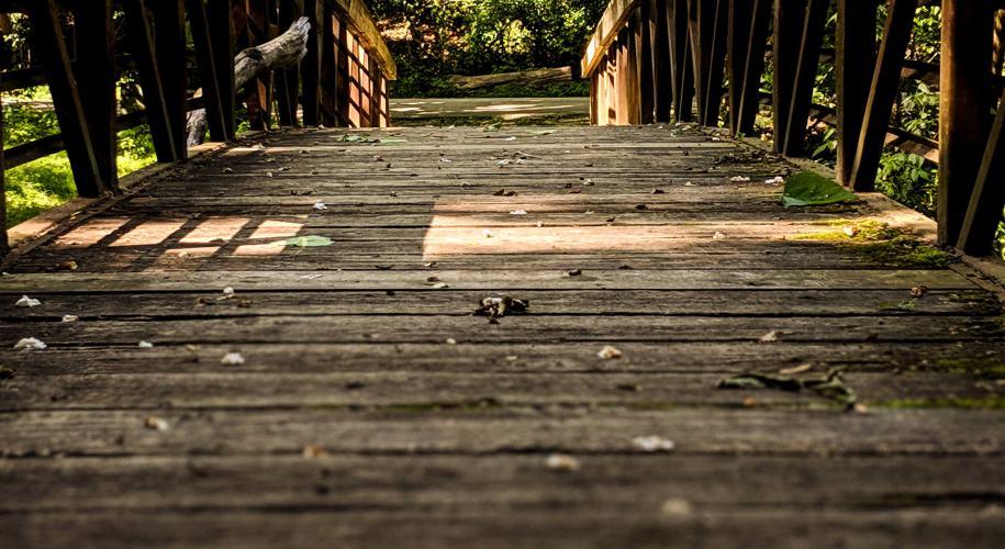 overcorrection bridge