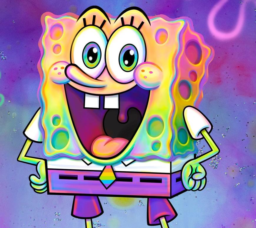 spongebob pride